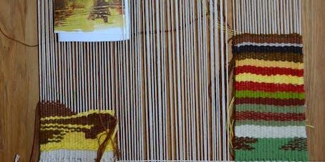 Design & Weave Workshop with Barbara tickets
