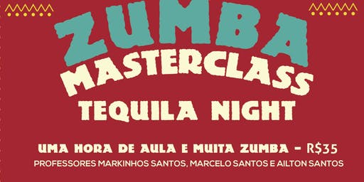 Masterclass - Tequila Night