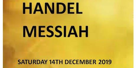 Messiah tickets