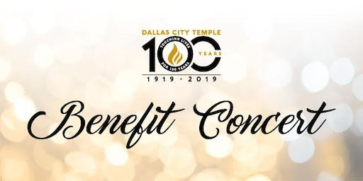 DCT 100th Anniversary Benefit Concert