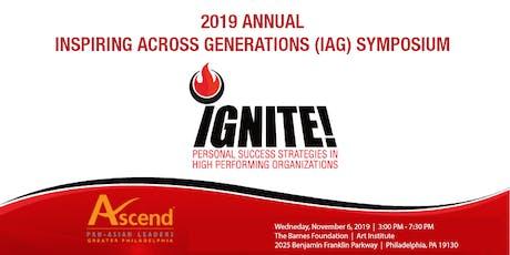 2019 Annual Inspiring Across Generations (IAG) Symposium tickets