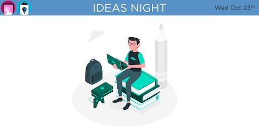 IDEAS NIGHT