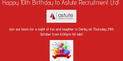 Celebrate Astute Recruitment\