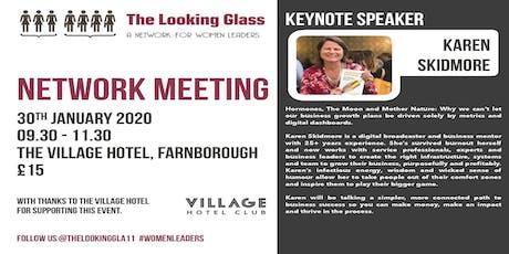 The Looking Glass - Karen Skidmore tickets