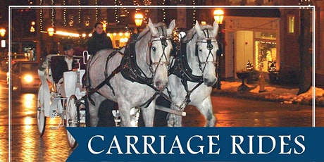 Horse - Drawn Carriage Rides tickets