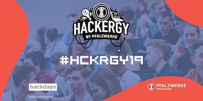 Hackdays Pfalzwerke - HACKERGY!