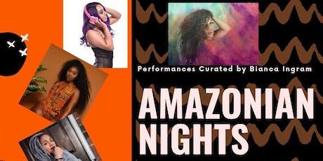 Amazonian Nights Halloween Party tickets