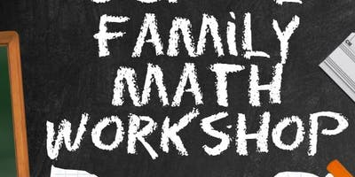 BOLD Academy Family Math Workshop