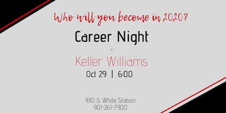 Career Night at Keller Williams tickets