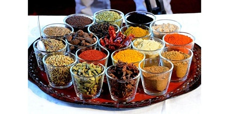 Indian Spice Tour and Hands-on Cooking Class (03-08-2020 starts at 11:00 AM) tickets