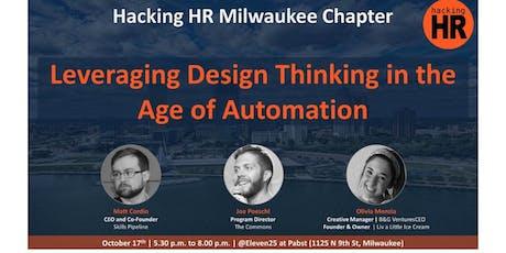 Hacking HR Milwaukee Chapter Meetup 3 tickets