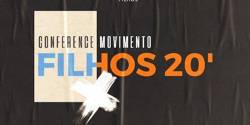 1° CONFERENCE MOVIMENTO FILHOS
