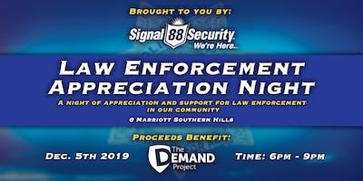 Law Enforcement Appreciation Night