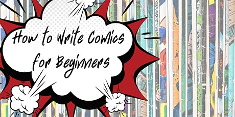 How to Write Comics for Beginners tickets