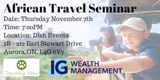 African Travel Seminar