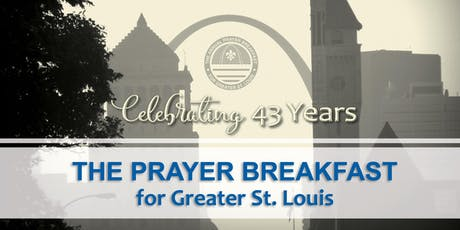 The Prayer Breakfast for Greater St. Louis tickets