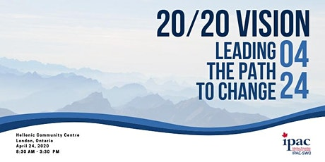 IPAC SWO 20/20 Vision Education Workshop tickets