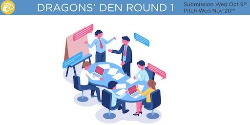 DRAGONS' DEN ROUND 1