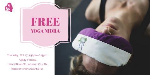 Free Yoga Nidra