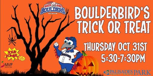 BoulderBird's Trick-or-Treat