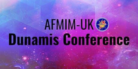 Apostolic Faith Mission International Ministries UK Dunamis Conference 2019 tickets