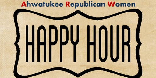 Ahwatukee Republican Women Happy Hour