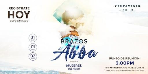 CAMPAMENTO EN LOS BRAZOS DE ABBA