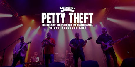 Petty Theft - Tom Petty Tribute Band tickets