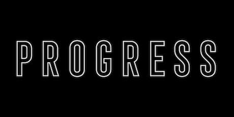 'Progress' - a visual arts installation tickets