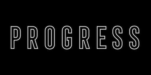 'Progress' - a visual arts installation