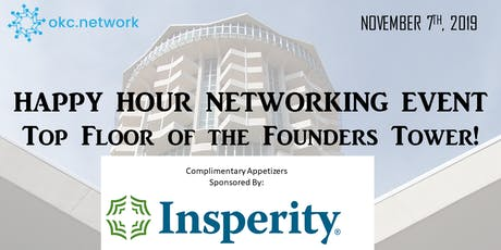 Happy Hour Networking Event tickets