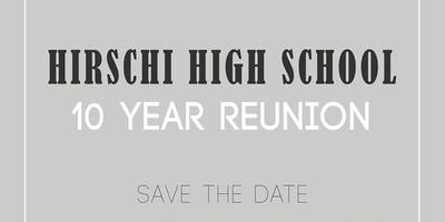 Hirschi High School - Class of 2009 - 10 Year Reunion