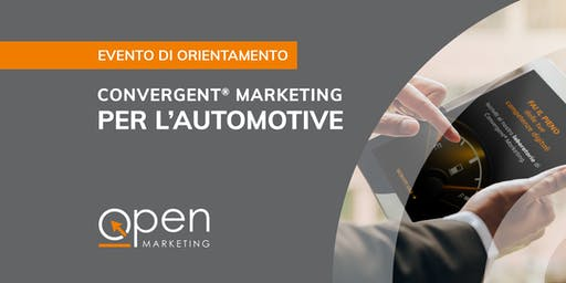 Nuove strategie di marketing per l'Automotive