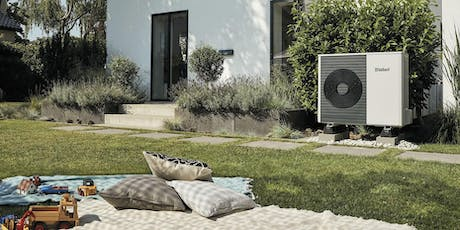 Air Source Heat Pumps – The future of home heating in Jersey?  INSTALLERS tickets