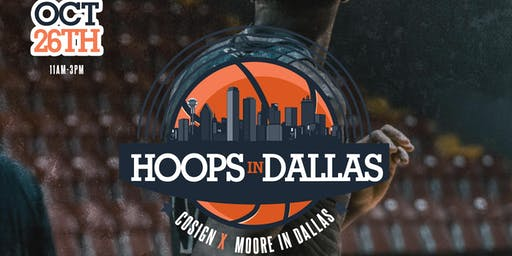 Hoops in Dallas 3v3 Basketball Tournament
