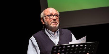 Eliseo Cultura: Serata Marenco con Pierluigi Battista e Renzo Arbore biglietti
