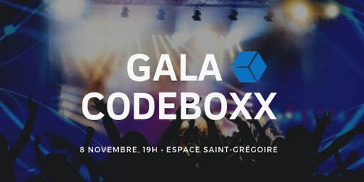 Gala CodeBoxx