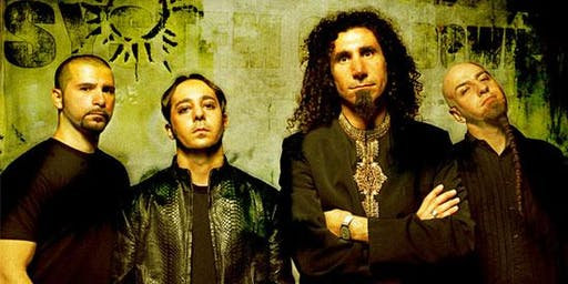 Especial System Of A Down