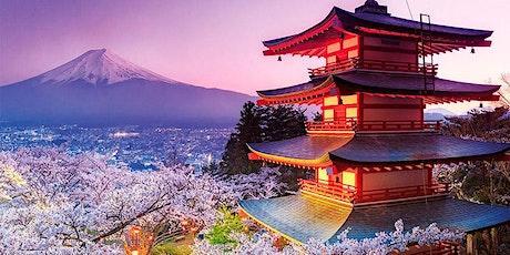 Experiencia Etnias 5 Sentidos: JAPÓN entradas