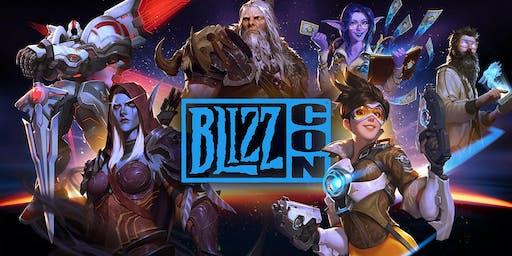 BlizzCon 2019, cerimonia di apertura - Esports Cathedral, Lucca Comics & Games