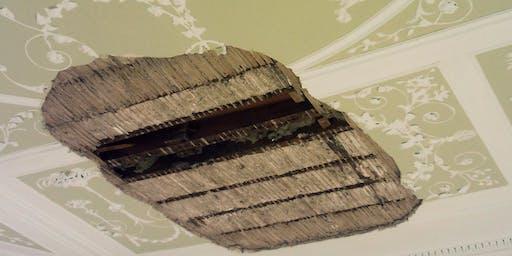 History, Repair and Cleaning of Interior Plasterwork  - Half-Day Seminar