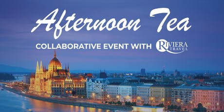 Afternoon Tea in partnership with Riviera Travel tickets
