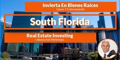 Invierta En Real Estate - Miami tickets