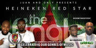 Heineken Red Star Access presents The Finale