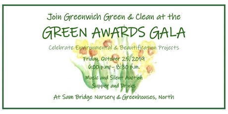 Green  Awards Gala tickets
