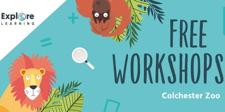 Free Children's Workshops with Explore Learning tickets
