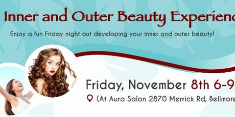 The Inner and Outer Beauty Experience! tickets