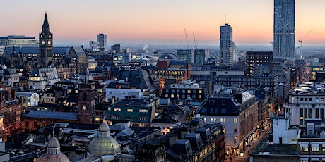 Energising Manchester - A Celebration of the work Triangulum in Manchester tickets