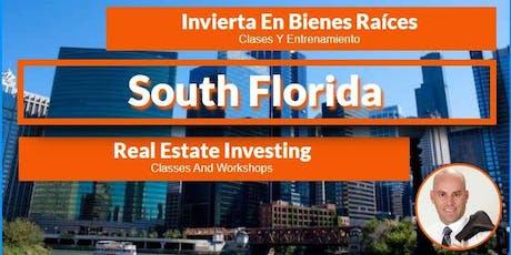 Invierta En Real Estate - Davie tickets
