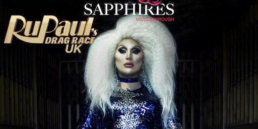 Ru Pauls Drag Race UK - The Vivienne LIVE